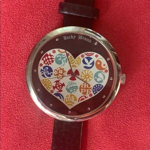 vintage lucky brand watch